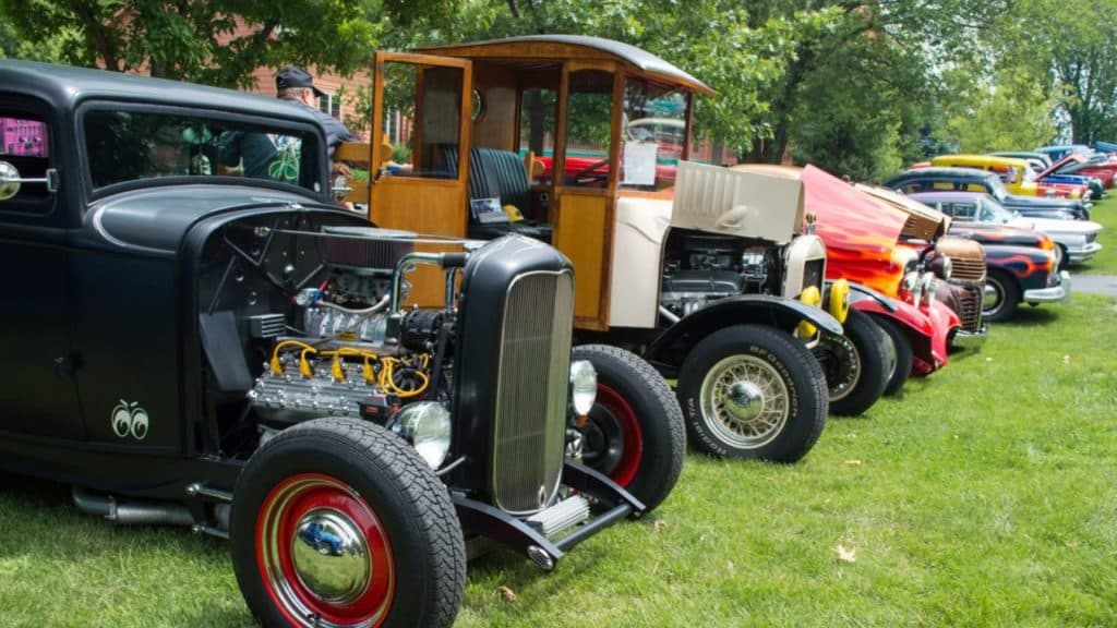 Auto & Car Show Events
